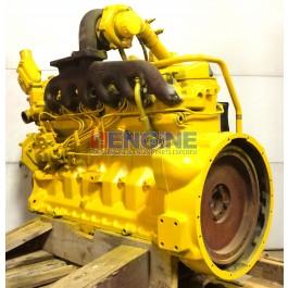 John Deere JD 6.359 Engine Complete Good Running A- ESN: TO6359T223787