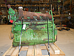 Used Engines for John Deere Tractors, Combines, Windrowers & Cotton Pickers - Abilene Machine, Inc.