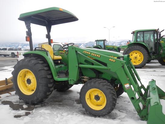 2000 John Deere 4600 Tractors - Compact (1-40hp.) - John Deere MachineFinder