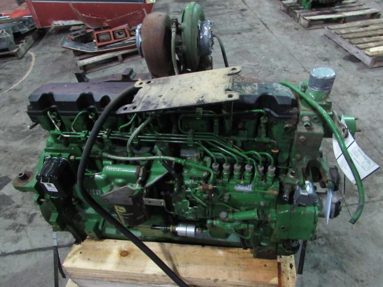 JD-B24-7710-401 - John Deere 7710 Engine | Bootheel Tractor Parts