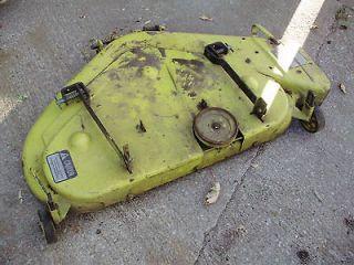 John Deere H072J 72 Mower Deck & Gearbox 850 950 1050 Tractor