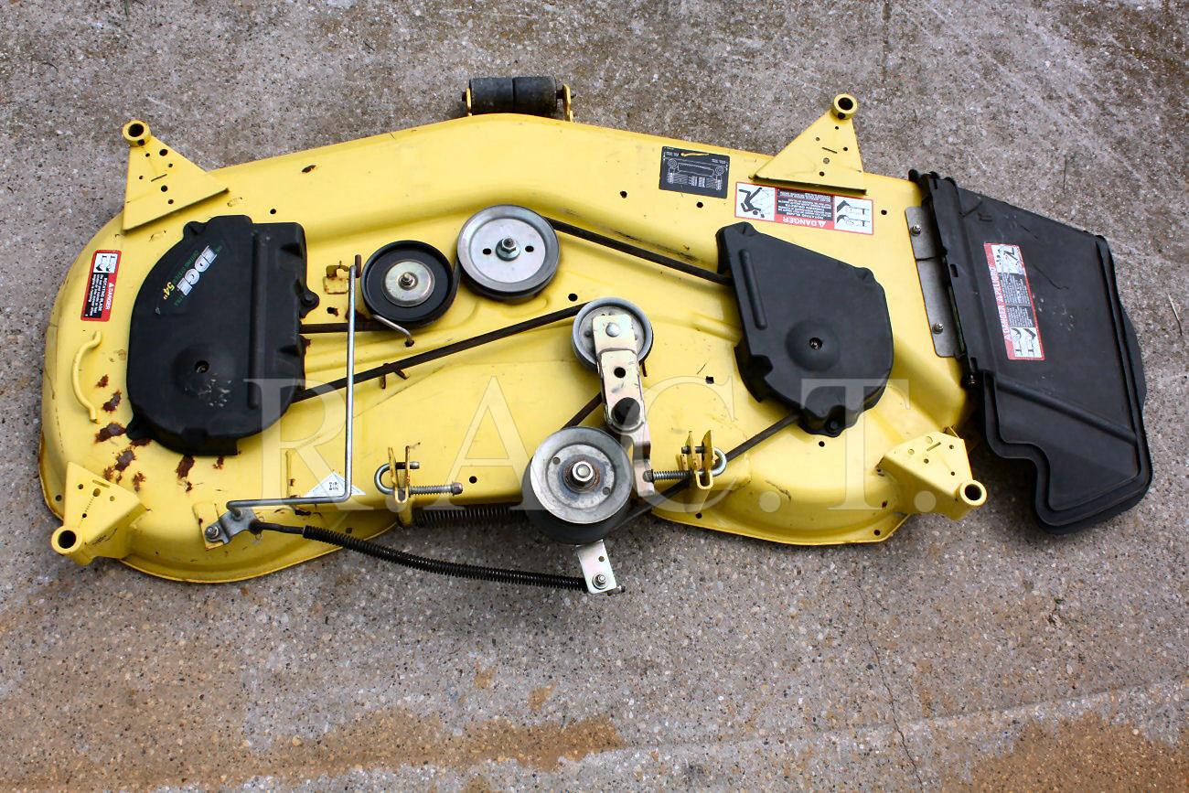 John Deere GT & LX Series 54 Mower Deck 325 345 355 ( Deck # 1 ) | eBay