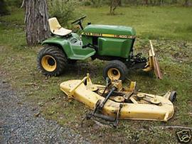 Cost to Ship - JOHN DEERE 400 L&G TRACTOR W/DECK & PLOW NEEDS WOR - from Dingmans Ferry to Rogers