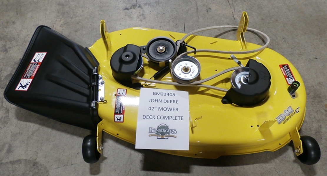 2009 John Deere Z225 Zero Turn Riding Mower 42 Deck 137 Hours Garaged Bad Motor   eBay