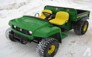 John Deere Gator 4x2's - (Manchester) for Sale in Dubuque, Iowa Classified   AmericanListed.com