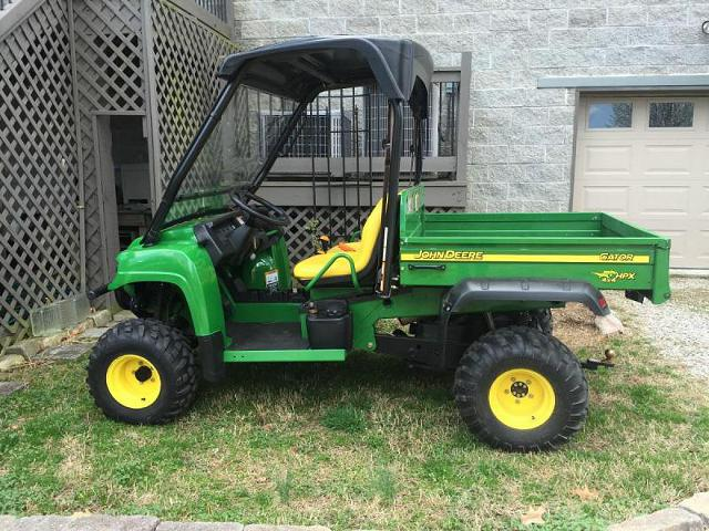 $1,700, 2004 John Deere Gator HPX Four Wheel Drive | Motorcycles For Sale | Knoxville, TN | Shoppok
