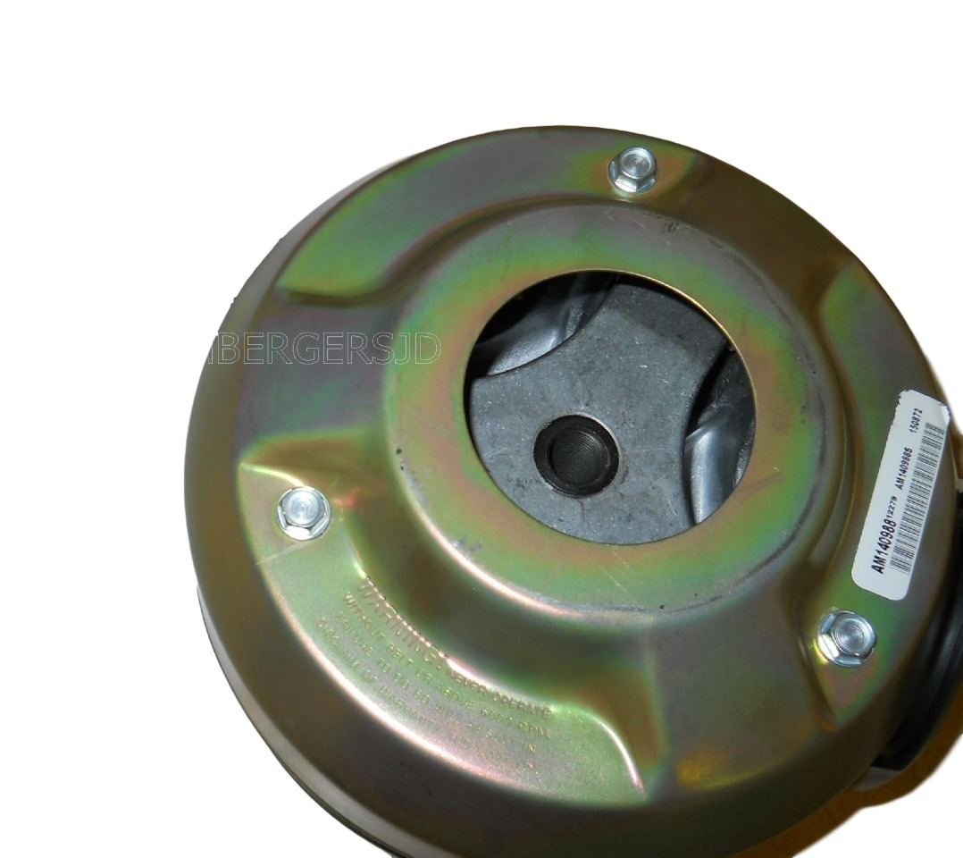John Deere 4X2 Turf Gator primary clutch AM140988 | eBay