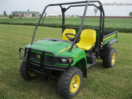2009 John Deere XUV 620I GREEN ATV's and Gators - John Deere MachineFinder