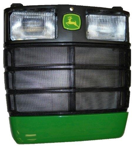 *John Deere grille complete 4200 4300 4400 4500 4600 4700 LVA11379; AM120441 Price & Reviews
