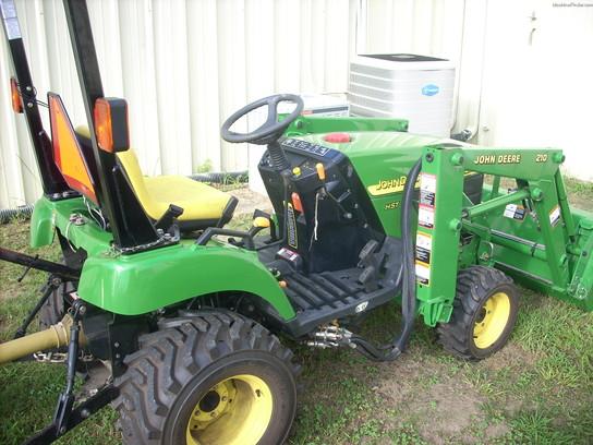 2005 John Deere 2210 Tractors - Compact (1-40hp.) - John ...