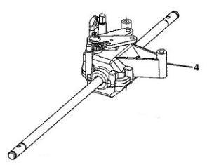 John Deere Complete Transmission Assembly GX22289 JS20 ...