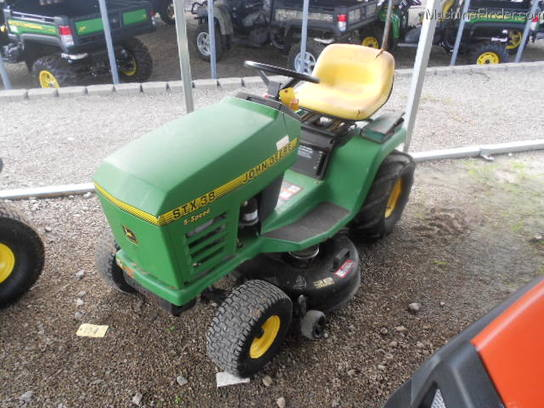 1994 John Deere STX38 Lawn & Garden and Commercial Mowing ...