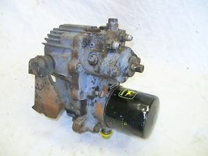 John Deere 140 300 316 317 Hydrostatic Transmission Pump ...