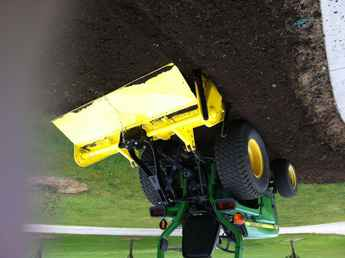 Used Farm Tractors for Sale: John Deere Tiller (2016-10-08 ...