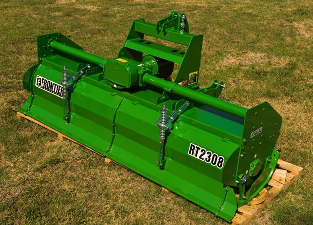 Rotary Tillers | OR, WA, CA & ID | Papé Machinery