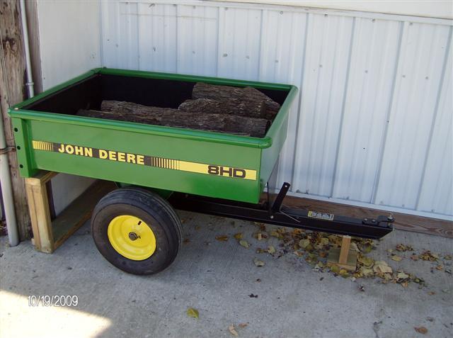 John Deere 8Hd Wagon - Craigslist / Ebay / Kijiji Finds ...