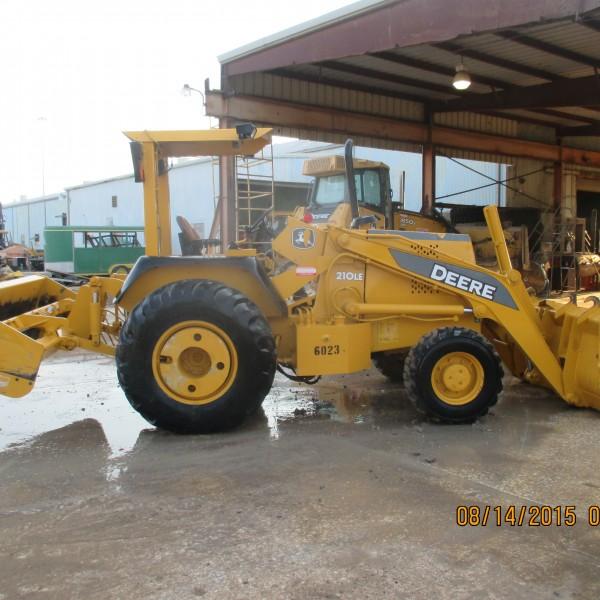 John Deere 210LE - Edgar Machinery