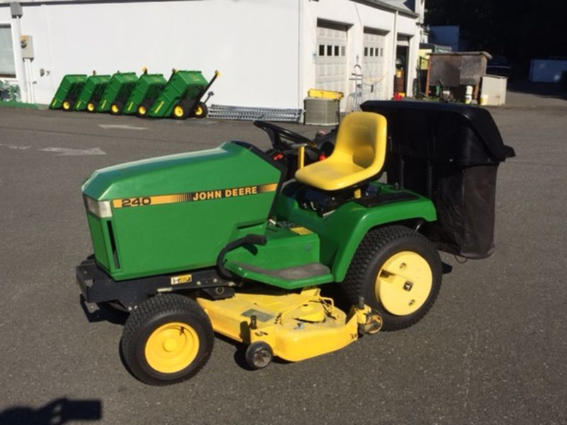 1992 John Deere 240 Lawn and Garden Attachment # ...