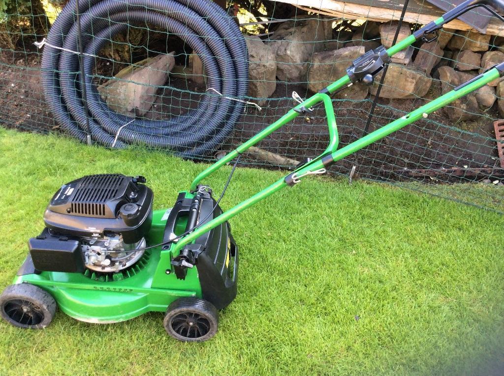 Lawn Mower John Deere R 43 HONDA Engine | United Kingdom ...