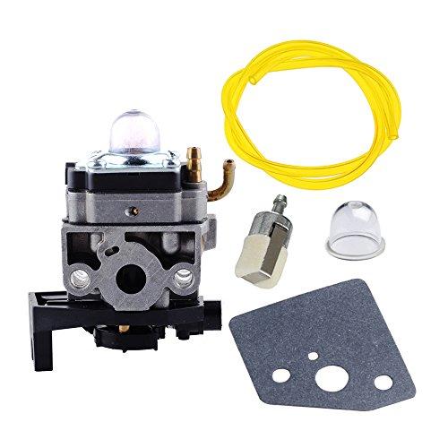 HIPA Carburetor with Gasket Fuel Line Filter Primer Bulb ...
