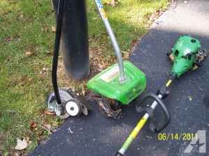 JOHN DEERE TRIMMER W/ATTACHMENTS - (Belpre, Ohio) for Sale ...