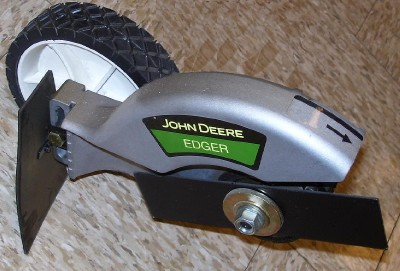 NEW JOHN DEERE EDGER ATTACH FOR XT120LE XT140LE JD ...