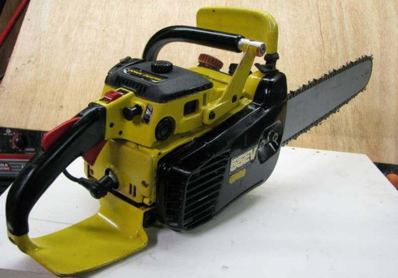Small Engine Store: John Deere 55EV Chainsaw