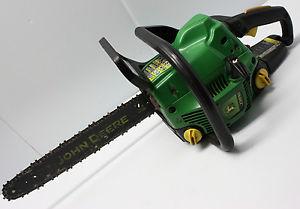 John Deere J3816 Chainsaw 16 034 Very Clean Runs Well | eBay