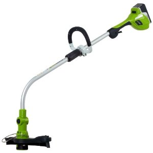 Greenworks 21602 Electric String Trimmer Review