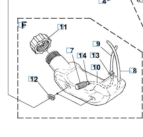 Joihn Deere weedeater-trimmer- need illustration