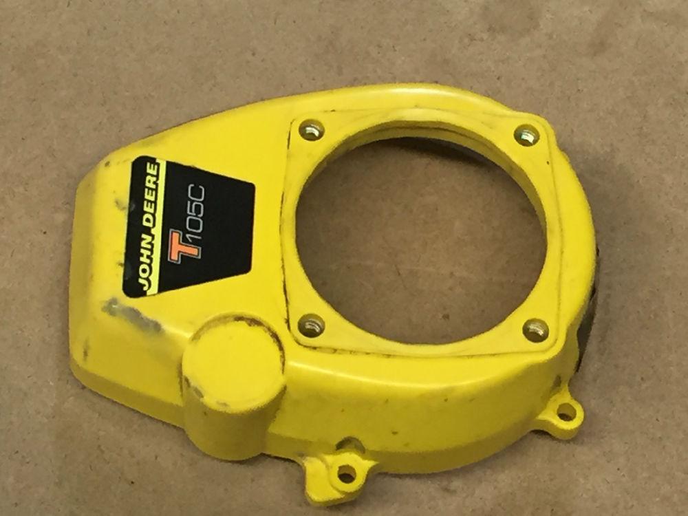 John Deere T105C String Trimmer Flywheel Shroud UP00660 | eBay