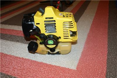 John Deere XT105SB Pro Series Professional Gas Powered ...