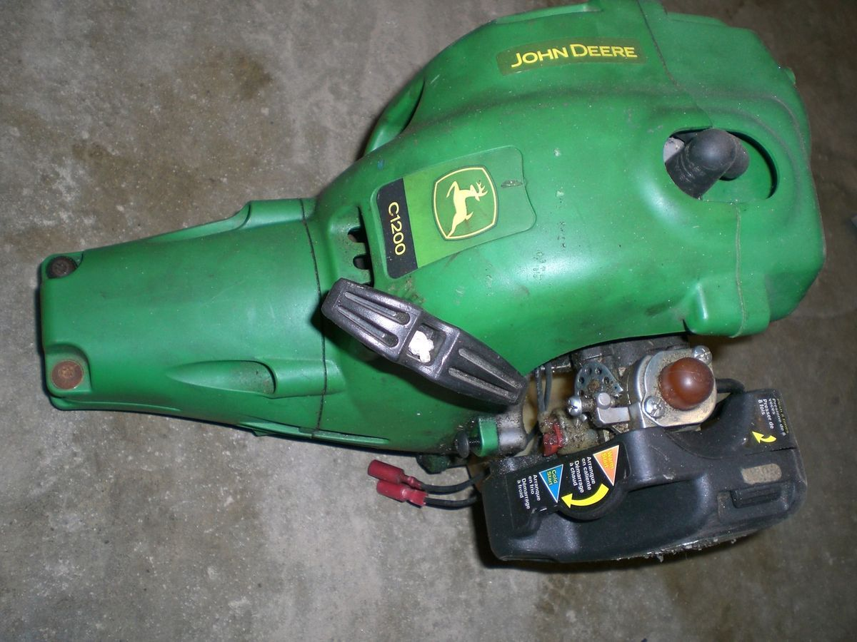 John Deere C1200 Line Trimmer Edger C 1200 on PopScreen