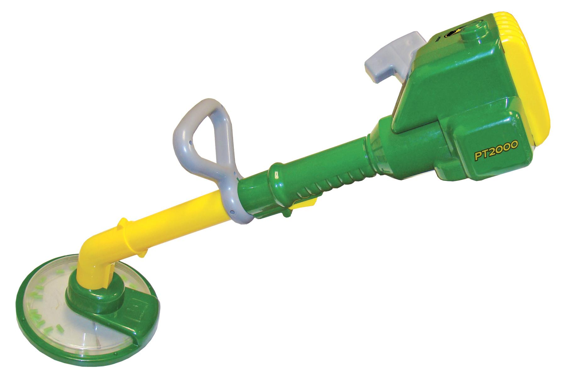 John Deere Power Trimmer Toy at Growing Tree Toys