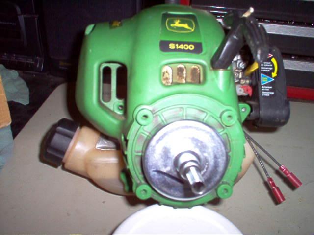 Clutch Removal John Deere S1400 Trimmer - HobbyTalk