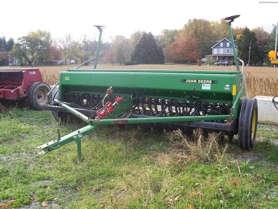 2004 John Deere 450 DRILL Planting & Seeding - Box Drills ...
