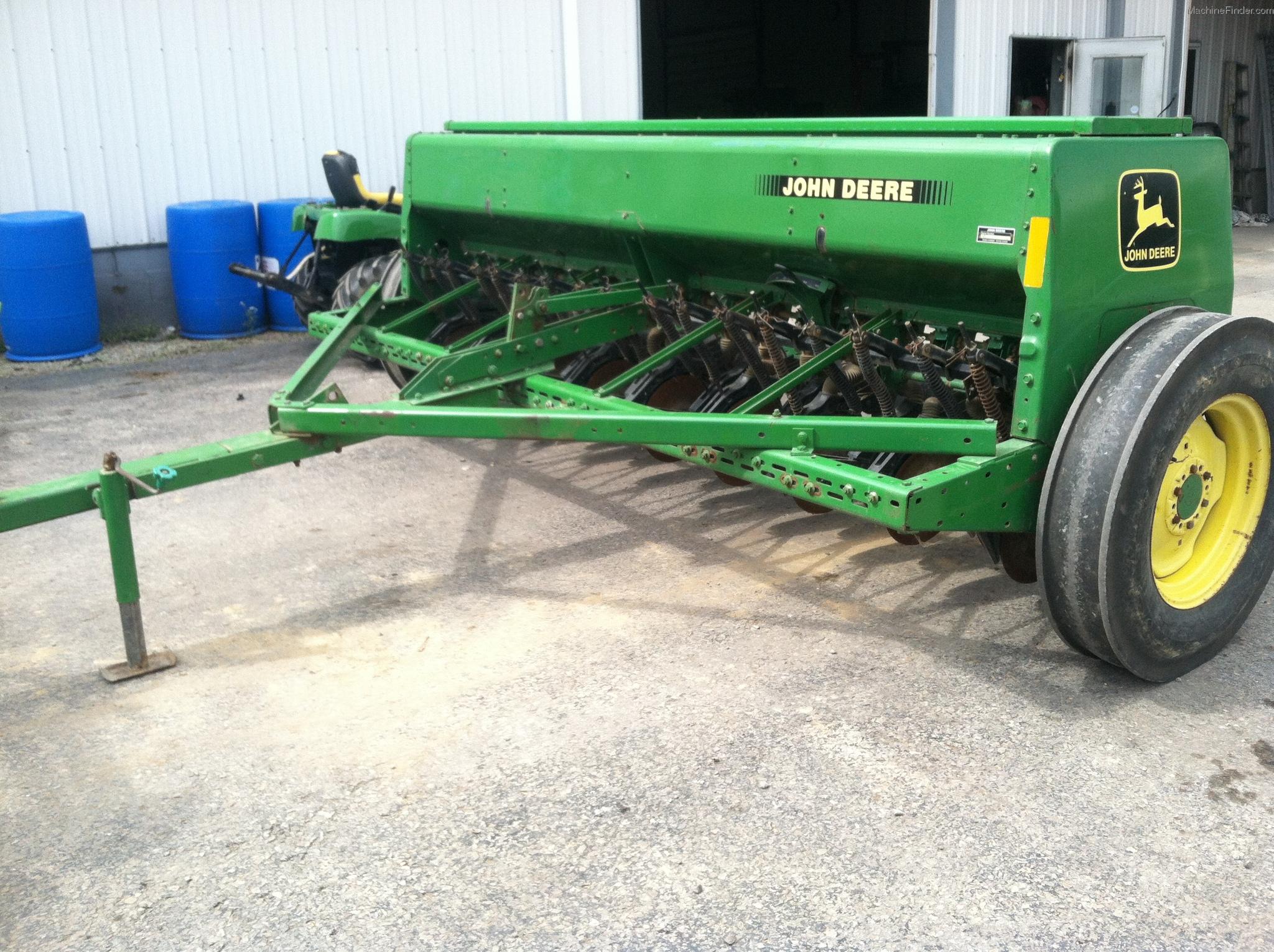 John Deere 450 Planting & Seeding - Box Drills - John ...