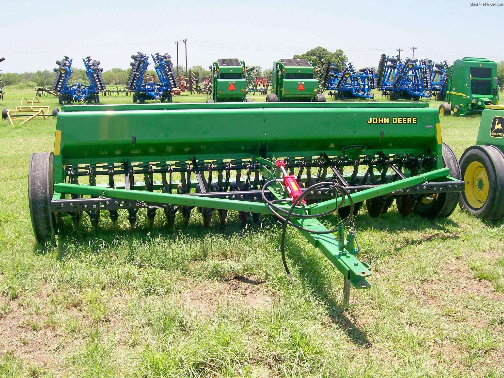 1999 John Deere 450 Planting & Seeding - Box Drills - John ...