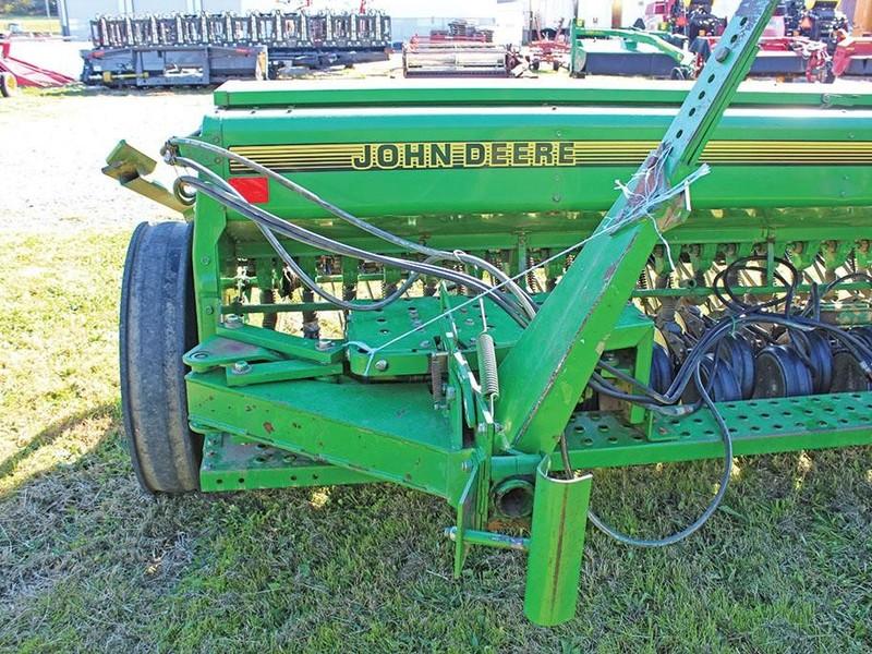John Deere 450 Drill - Lititz, PA   Machinery Pete