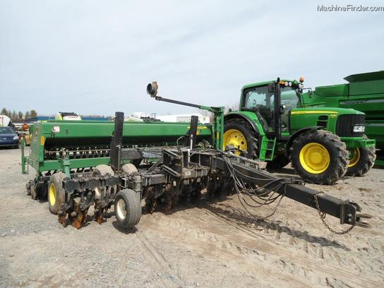 1996 John Deere 1520 Planting & Seeding - Box Drills ...