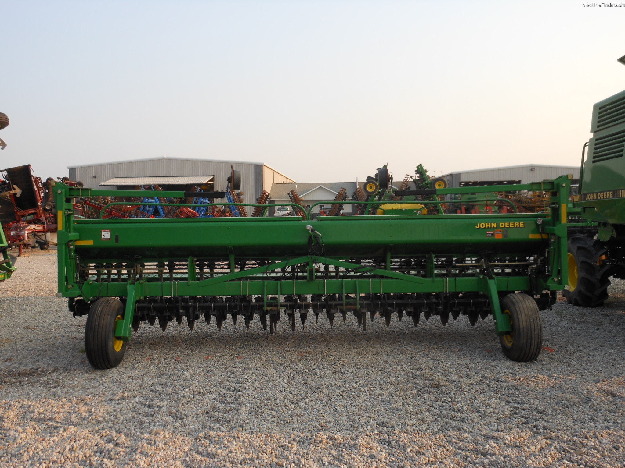 2002 John Deere 1520 Planting & Seeding - Box Drills ...