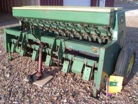 Cost to Ship - John Deere 1550 No-Till Pasture Grain Drill ...
