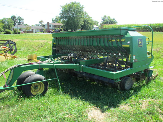 John Deere 1560 Planting & Seeding - Box Drills - John ...