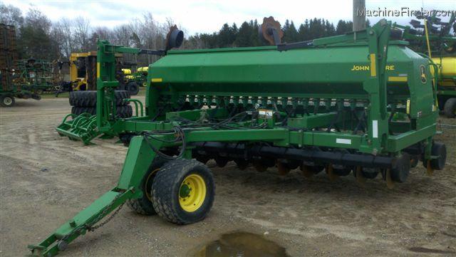 2004 John Deere 1590 Planting & Seeding - Box Drills ...