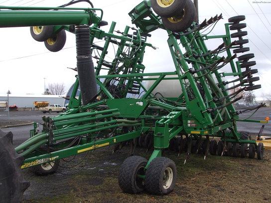 John Deere 1820 - Air Drills and Seeders - John Deere ...
