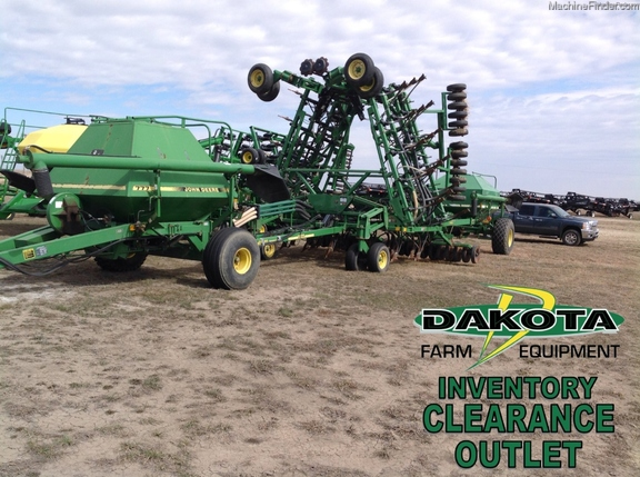 1997 John Deere 1820 - Air Drills and Seeders - John Deere ...