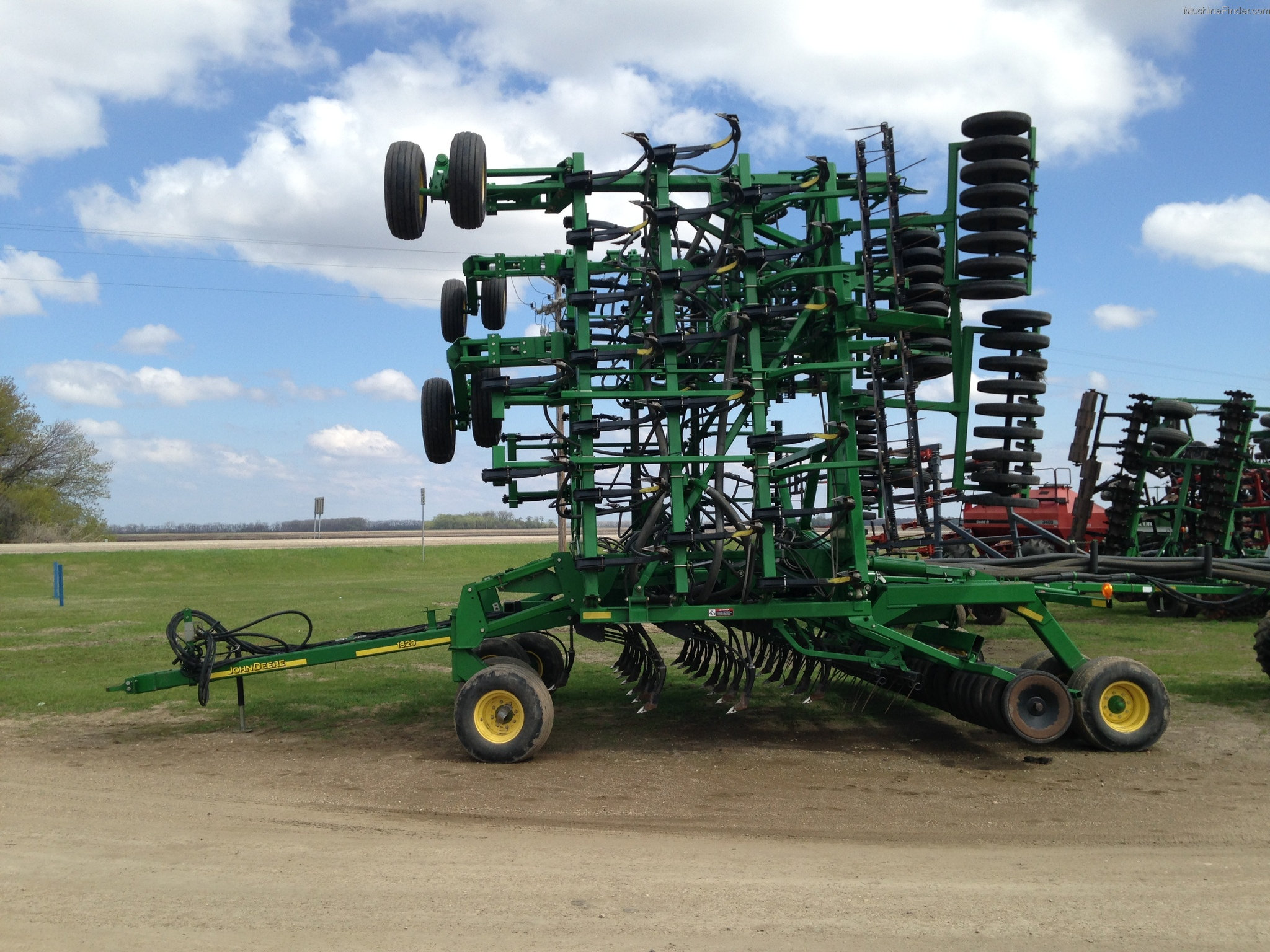 2005 John Deere 1820 Planting & Seeding - Air Drills ...