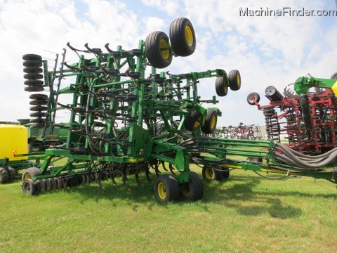 2004 John Deere 1820 Planting & Seeding - Air Drills ...