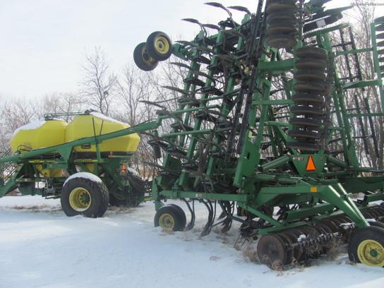 1998 John Deere 1820 Planting & Seeding - Air Drills ...