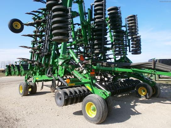 2008 John Deere 1830 Planting & Seeding - Air Drills ...